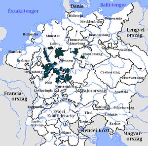 rajna térkép Rajna vidéki körzet – Wikipédia
