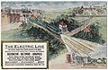 Electric railroad from Baltimore, Maryland to Annapolis, Maryland and Washington DC, circa 1912.jpg
