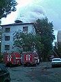 Elektrostal. Fire on street Mayakovskogo, house 8. img 06.jpg