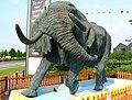Elephant, Swindon Designer Outlet, Swindon - geograph.org.uk - 814457.jpg