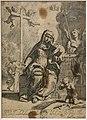 Elisabetta sirani, beata vergine della passione, 1657, acquaforte (coll. gollini).jpg