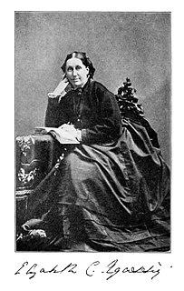 Elizabeth Cabot Agassiz American educator