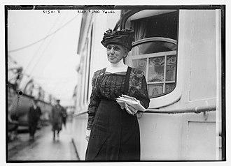 Ella Flagg Young - Circa 1914