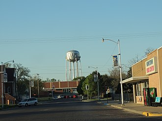 Ellis, Kansas - Downtown Ellis (2014)