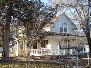 Ellis, Kansas - Image: Ellishome