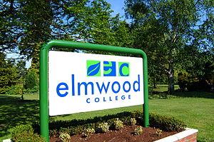 Elmwood College - Image: Elmwood College Logo