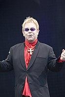 Elton John en 2008