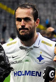 Emir Kujović Swedish footballer