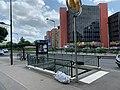 Entrée Station Métro Maisons Alfort Juilliottes Maisons Alfort 1.jpg