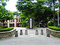 Entrance of Chiang Wei-shui's Memorial Park 20120715.JPG