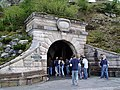 Entrance to elevator tunnel of the Eagles Nest, Kehlsteinhaus - panoramio.jpg