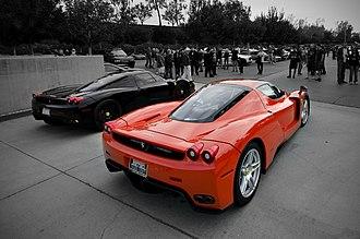 Enzo Ferrari (automobile) - Enzo Ferrari