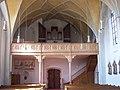 Ergolding Kirche Sankt Peter Westempore.jpg