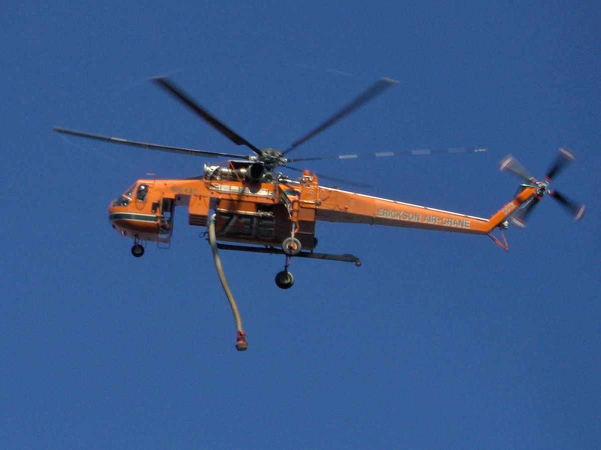 Elicottero Antincendio : Sikorsky s wikipedia
