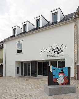 Erika-Fuchs-Haus, Schwarzenbach an der Saale
