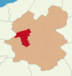 Erzurum location Aziziye.png