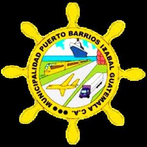 Puerto Barrios - Image: Escudo Puerto Barrios