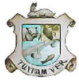 Tuxpan - Image: Escudode Tuxpan