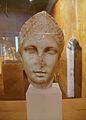 Escultura de cap de Diana, Museu Històric de Sagunt (MUSAG).JPG