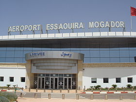 Image illustrative de l'article Aéroport Essaouira - Mogador