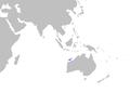 Etmopterus fusus distmap.png