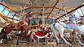 Euclid Beach Carousel horses.jpg
