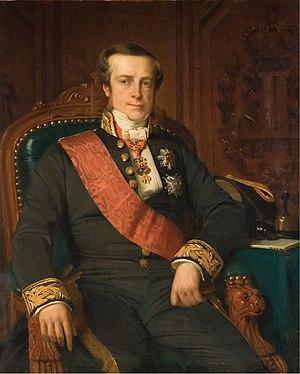 Eugène, 8th Prince of Ligne - Image: Eugene de ligne