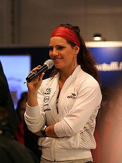 Eva Wahlström Finnish boxer