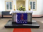 Evangelische Kirche Birklar Altar 02.JPG