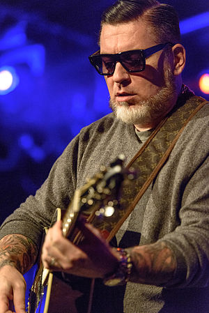 Everlast (musician) - Everlast performing in 2015 in Munich, Germany