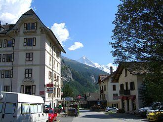 Evolène - Evolène town