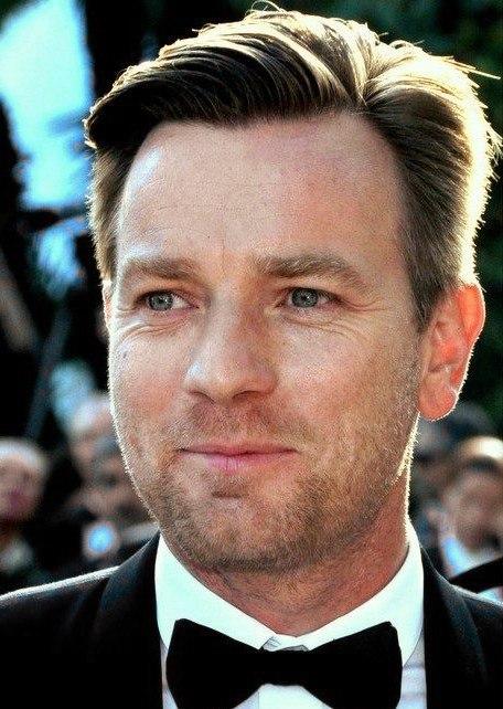 Ewan McGregor Cannes 2012