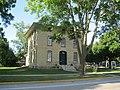 Ezra and Elizabeth Goodrich House, Milton, WI.JPG