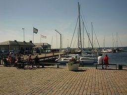 Færgebyens havn