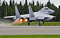 F-15J (931) of 306 Sqn takes off from Eielson Air Force Base during Red Flag-Alaska 11-2, -15 Jul. 2011 a.jpg