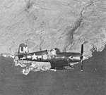 F4U-5 Corsair from H&MS-11 in flight c1949.jpg