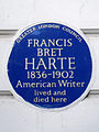 FRANCIS BRET HARTE 1836-1902 American Writer lived and died here.jpg