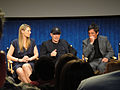 FRINGE On Stage @ the Paley Center - Anna Torv, Akiva Goldsman, J H Wyman (5741152585).jpg