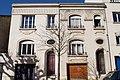 Façades de deux ouvrages Art Déco du Quartier Lescure (Bordeaux).jpg