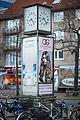 Falke-Uhr Hildesheimer Strasse Schlaegerstrasse Suedstadt Hannover Germany.jpg