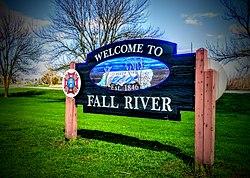 Hình nền trời của Fall River, Wisconsin