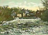 Falls, Exeter, NH