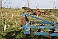 Farm Equipment on the Hillside - geograph.org.uk - 402334.jpg