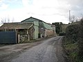 Farm buildings, Higher Staplehill - geograph.org.uk - 1723886.jpg
