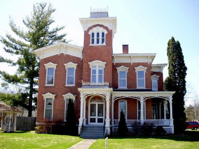 Farnam Mansion 2