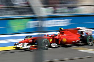 2010 European Grand Prix - Fernando Alonso claimed the race had been fixed.