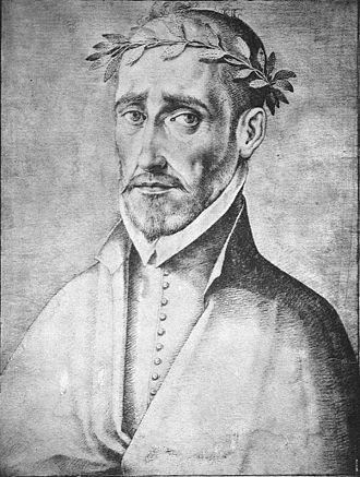Fernando de Herrera - Portrait of Fernando de Herrera (1599) by Francisco Pacheco.