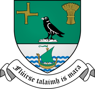 Fingal County in the Republic of Ireland