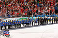 Finnish Women's National team Olympics 2010.jpg