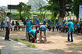 Fire-making - Survival Programme - Summer Camp - Nisana Foundation - Sibpur BE College Model High School - Howrah 2013-06-09 9667.JPG